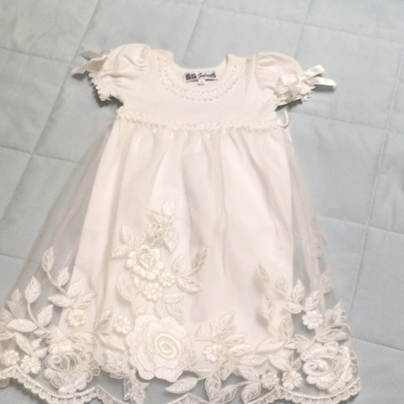 NB  Christening Gown